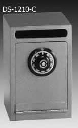 DS-1210-G-C Under Counter Depository Safe