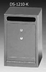 DS-1210-G-K Under Counter Depository Safe