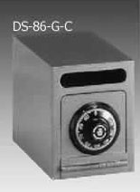DS-86-G-C Under Counter Depository Safe