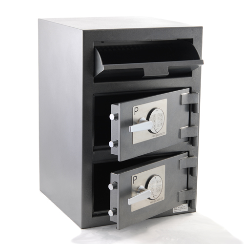 FDD-3020 Dual Compartment Depository Safe