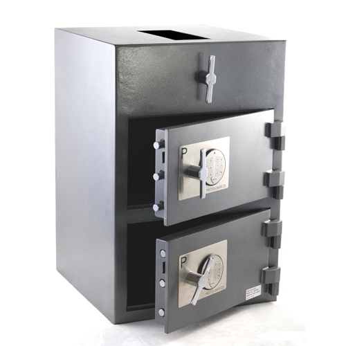 RDD-3020 Depository Safe (dual compartment)