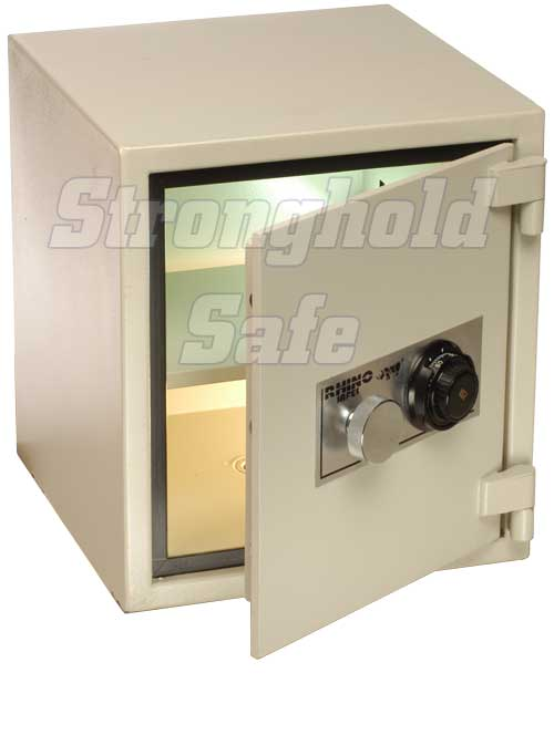Rhino RS-1 Small Size Fire Safe and Burglary Safe