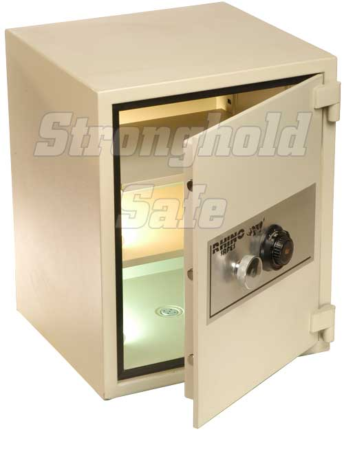 Rhino RS-2 Medium Size Fire Safe And Burglary Safe