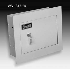 WS-1314-T-K Wall Safe For 4inch Wall
