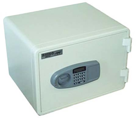 Mutual DS-0611 Data Safe Fire Safe And Media Safe (Small)