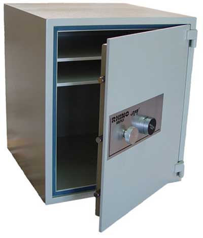 Rhino RS-4 Large Size Fire Safe And Burglary Safe