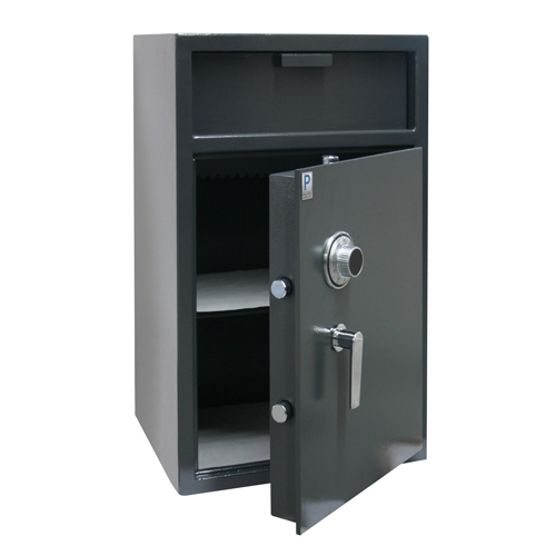 HD-9150D Front-Loading Hopper Depository Safe